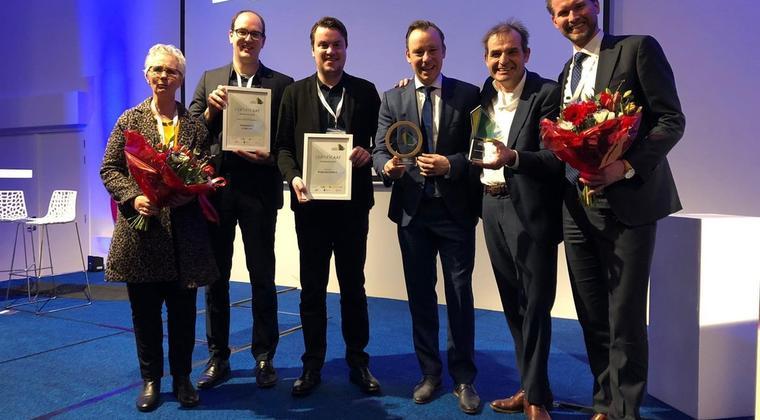 The Green House wint publieksprijs Nederlandse Duurzaam Bouwen Awards