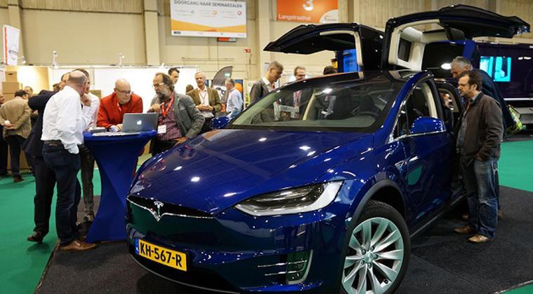 9 oktober 2018: Thema Ecomobiel 2018: Towards Zero Emission