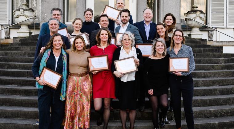 TRIBOO als toponderneming duurzaamheid genomineerd voor Koning Willem I Plaquette