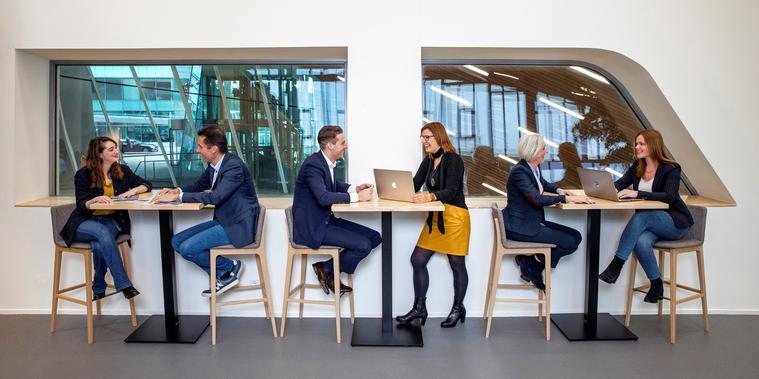 Vier trends voor de werkomgeving van de toekomst