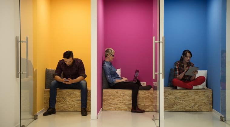 'Vijf quick wins om je kantoor corona-proof te maken'