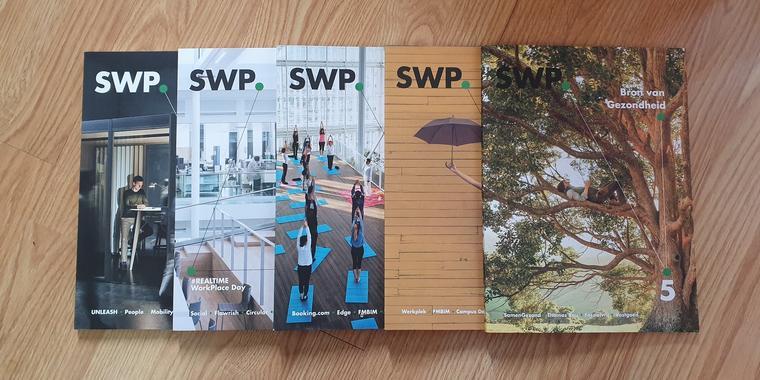 Vijfde editie Smart WorkPlace heeft als thema 'Bron van Gezondheid'
