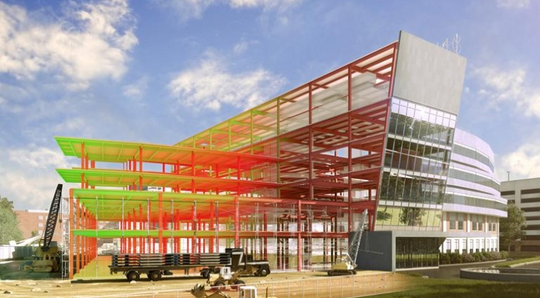 Virtueel bouwen met postbachelor opleiding BIM engineer