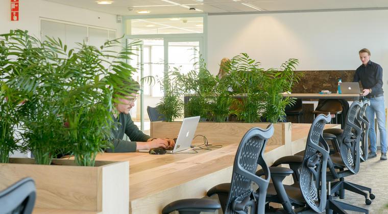 Vraag en aanbod coworkingruimtes groeit razendsnel