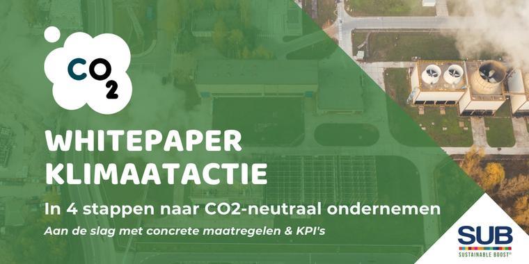 Whitepaper over klimaatactie voor organisaties