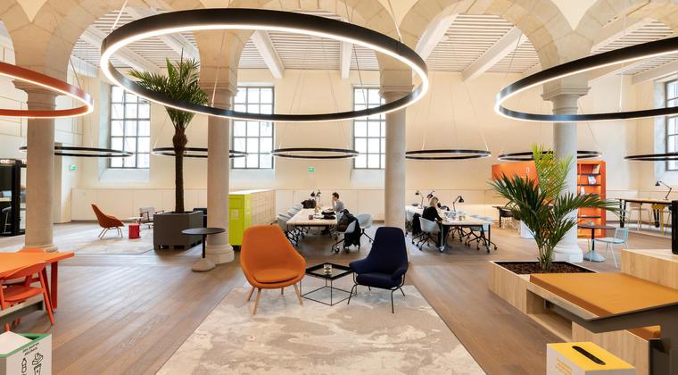 Workspitality combineert hospitality en coworking