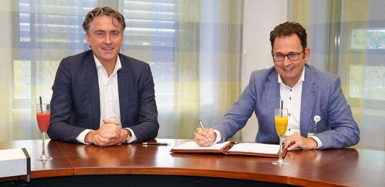 Ziekenhuis Gelderse Vallei en ISS Facility Services verder in nieuwe samenwerkingsvorm
