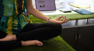 Buitenkant en werkplek bepalen gezonde omgeving