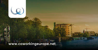 Coworking Europe Conference 2018 in Amsterdam