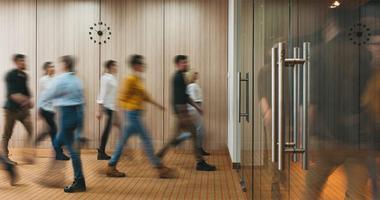De dynamiek van het hybride kantoor – Nieuwe patronen identificeren
