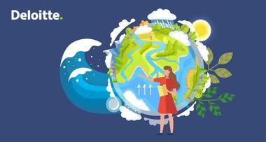 Deloitte lanceert mondiaal klimaatleerprogramma voor alle medewerkers