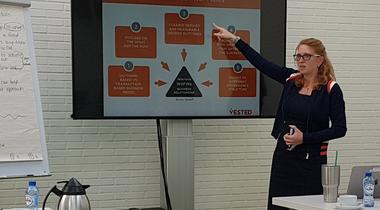 Driedaagse leergang over strategische partnerships aangaan