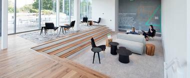 Een werkruimte ontworpen voor ...ontwerpers