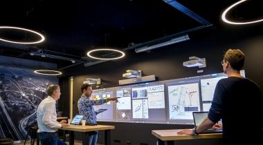 Experience ruimte Digibase voor echte beleving van digitaal bouwen