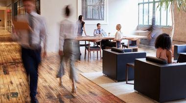 Het bevorderen van fysieke activiteit in de werkomgeving