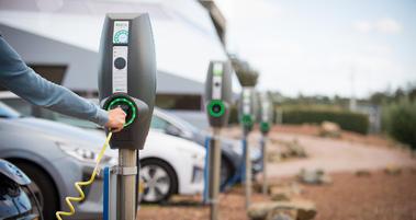 Het eerste volledig elektrische wagenpark van Nederland