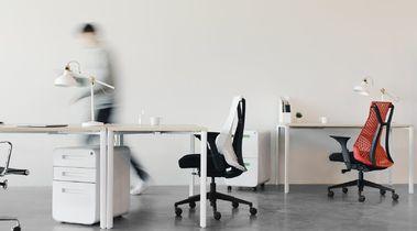 Het kantoor aanpassen aan het nieuwe werktijdperk