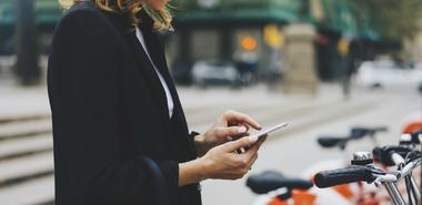 Hoe 'mobility-as-a-service' in praktijk werkt