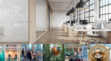 Nieuw SWP magazineover 'Rethinking the workplace'