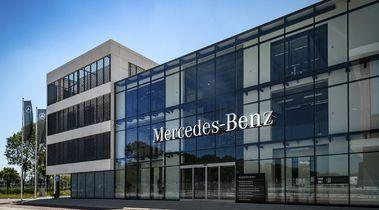 Outsourceprimeur Mercedes-Benz voor HEYDAY