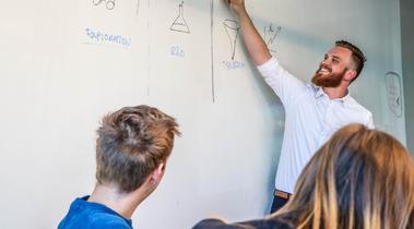Slimme onderwijsgebouwen maken tijdens Campus Day