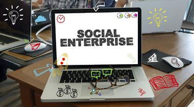 Sociale ondernemingen financieel gezond, maar hard getroffen door Corona