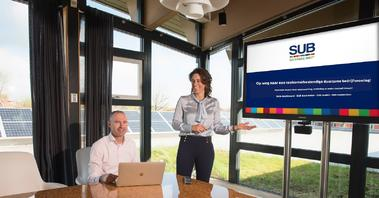 SUB nieuwe partner Smart WorkPlace