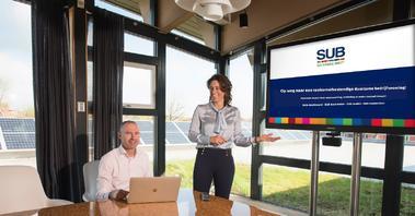 SUB nieuwe partner Smart WorkPlace