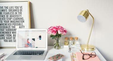 Tien tips voor verlichting van de thuiswerkplek