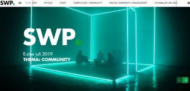Tweede E-zine Smart WorkPlace gaat over Community