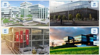 23 september 2021: Tweede edite Basisopleiding WorkPlace Academy op vier inspirerende locaties