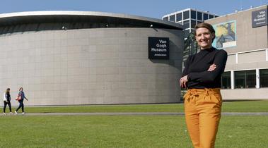 Van Gogh Museum wil één van de duurzaamste musea zijn