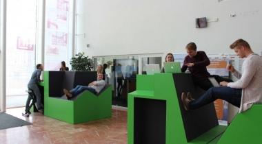 Werknemer creëert favoriete werkomgeving dankzij slimme software