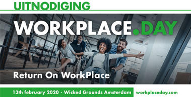 WorkPlace Day 2020 met als thema Return on WorkPlace