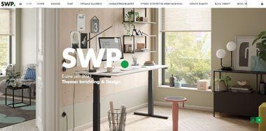 Zesde editie E-zine Smart WorkPlace gaat over Inrichting & Design
