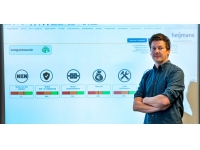 Dashboard geeft inzicht in gebruikers- en vastgoedwaarde