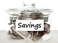 'De rest van het jaar leven we van de spaarrekening'