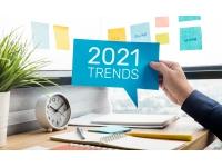 De tien trends van het hybride werken in moderne kantoren