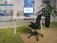 Ergonomisch ingerichte thuiswerkplek houdt medewerkers fit en gezond