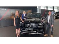 Mercedes-Benz Dealer Bedrijven eerste Spacewell Ambassador