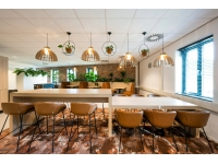Ontmoetingsruimtes, stilteplekken en focusrooms