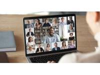 Vijf tips om vanuit huis online te vergaderen