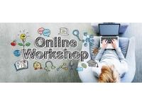 Workshoppen kan ook digitaal vanaf de thuiswerkplek