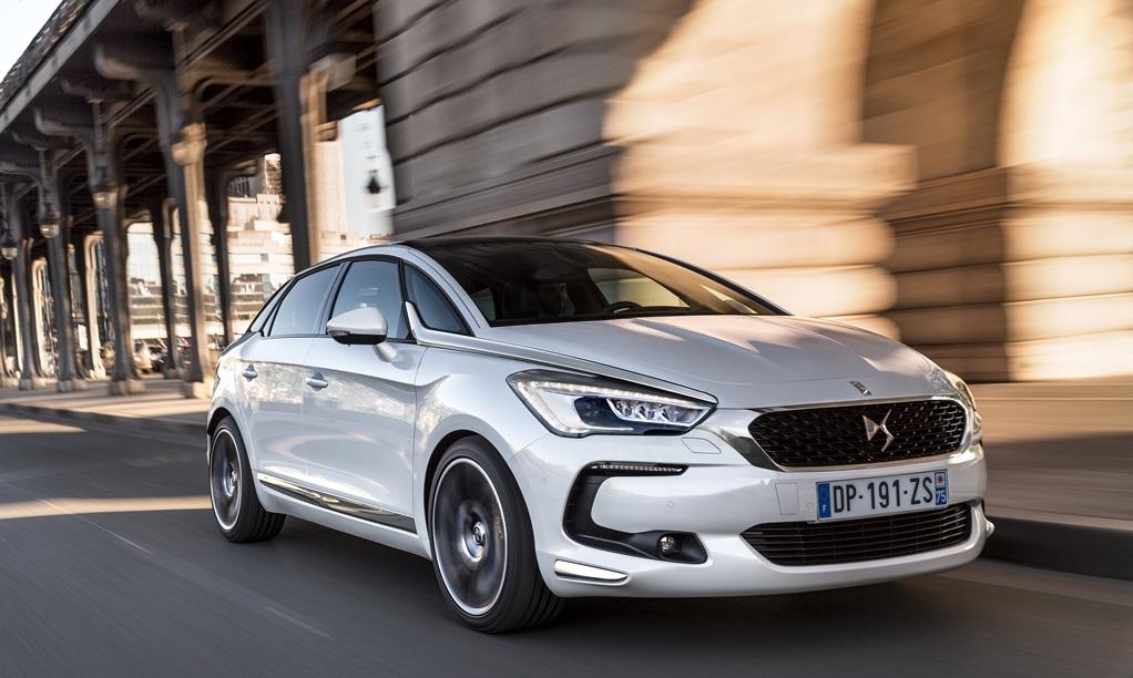 Hybride Diesel Ds5 Voert Top 10 Grote Zuinige Auto S Aan Smart